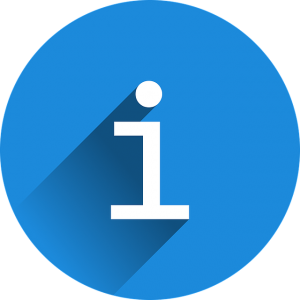 Information icon.