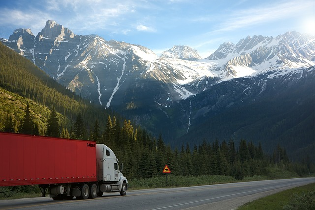 A truck to look at when you evaluate long distance movers.