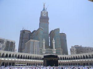 A Mosque in Mecca