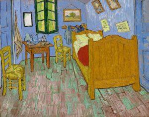 a Van Gogh painting