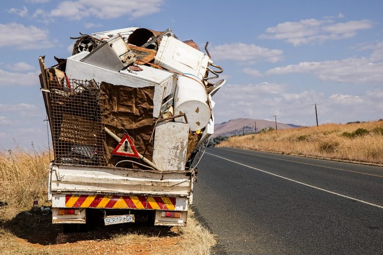 Junk removal services help you clean out your home.