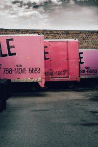 Color box trucks
