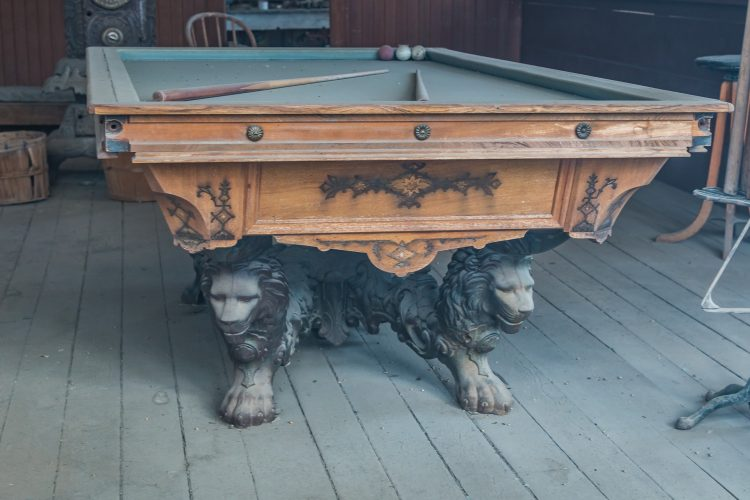 Moving your pool table long distance