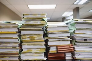 Tips for packing your office desk for a move