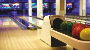 A bowling alley as entertainment in the most affordable neighborhoods in Chicago to live in