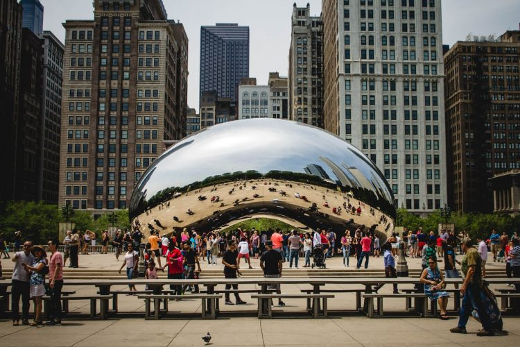 Cloud Gate a mounument of Chicago, but not of affordable neighborhoods in Chicago to live in