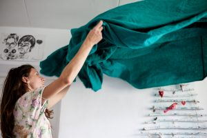 The importance of cleaning and sanitizing while moving