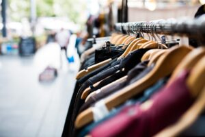 clothes renting a long-term storage in Chicago