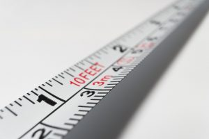 measuring tape you will use before Choosing the best short term storage