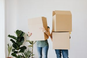 packing supplies you will use when you want to pack your kitchen for moving