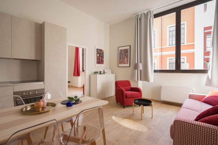 Moving into a bigger apartment