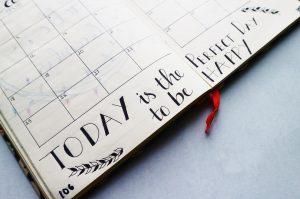 a schedule organizer