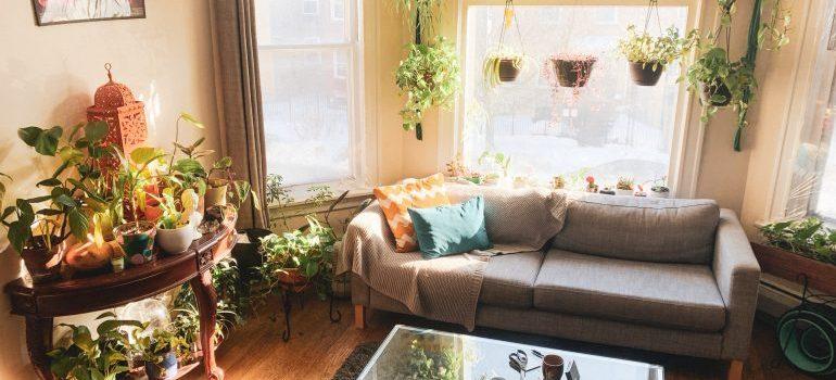 Interior of a modern Chicago home